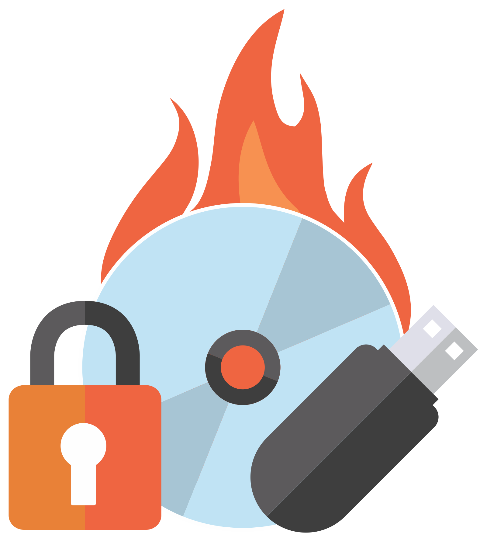 Roxio Secure Burn - Overview