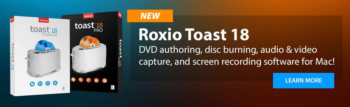 roxios easy cd creator free for mac