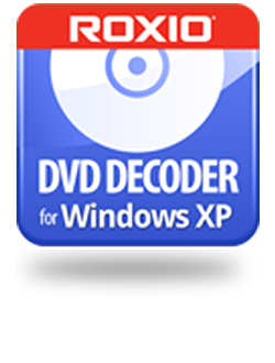 Cineplayer DVD Decoder Pack for Windows XP