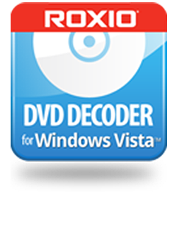 Cineplayer DVD Decoder Pack for Windows Vista