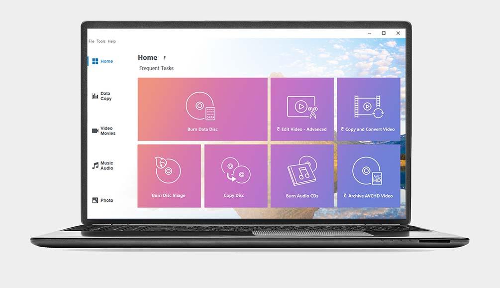 Desfrute da interface de usuário redesenhada, fácil de navegar e elegante
