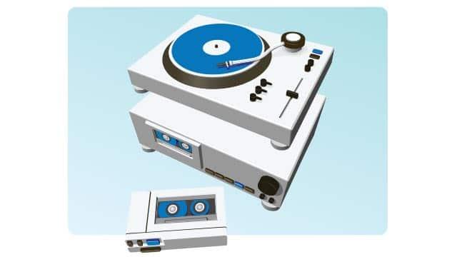Vinyl To Mp3 Converter With Roxio Lp