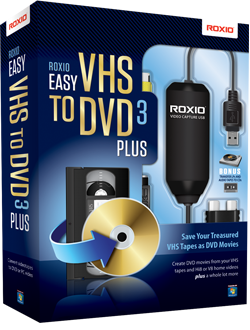 Easy VHS to DVD Plus