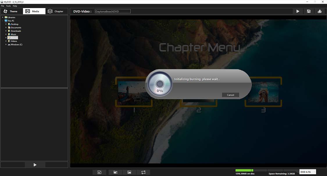 DVD Authoring Software | Roxio MyDVD