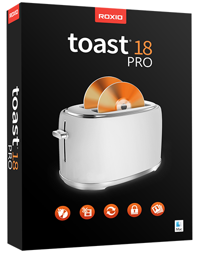 CD/DVD/Blu-Ray Burning & Disc Authoring for Mac - Roxio Toast