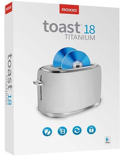 Toast 18 Titanium