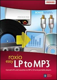 Roxio Easy LP to MP3