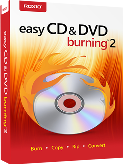 Gå till Easy CD & DVD Burning