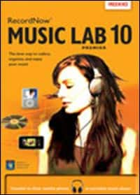 RecordNow® Music Lab 10 Premier