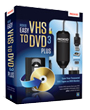 Roxio VHS to DVD 3 PLUS