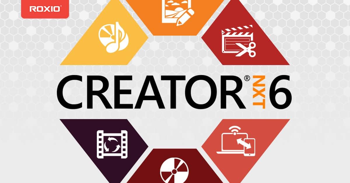 roxio creator nxt pro 5 serial